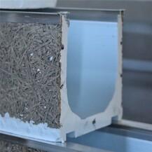 Caixas de Estores EPS Esferovite Armado Sem Topos Vara 6 m (25/28/30) Isolamento Térmico Acústico