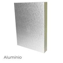 Painel em Poliisocianurato/PIR PIRMATE A c/ Alumínio