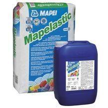 Argamassa Cimentícia Bicomponente Elástica para Impermeabilização Mapei Mapelastic