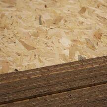 Madeira OSB 3 12/15/18/22mm Resistente à Humidade 2500X1250MM