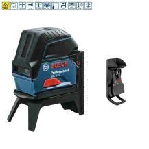 Nível laser de linhas Bosch GCL 2-15 + RM1 + Sup. Tetos Professional