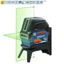 Nível laser de linhas Bosch GCL 2-15 G + RM1 Professional