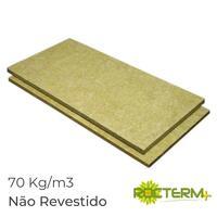 Lã de Rocha Isolamento Painel Não Revestido Rocterm PN 70 (70 kg/m3)