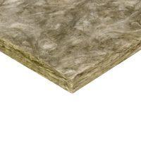 Lã Mineral Painel Não Revestido Ursa Terra Base P