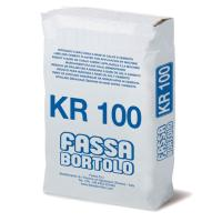Reboco Hidrófugo Fassa KR 100