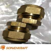 Tampões Terminais Cu18 Sonnenkraft KRV-18-ES 150686 (2 Peças)
