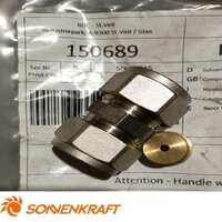 Conector Hid. Comp. com Fecho Cu18 Sonnenkraft KRV-18-SSR 150689