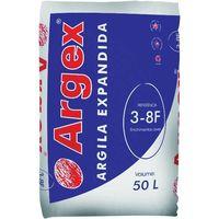 Argila Expandida Argex 3-8F 50 Litros