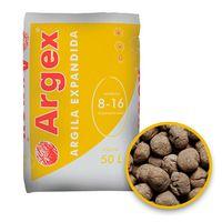 Argila Expandida Argex 8-16 50 Litros